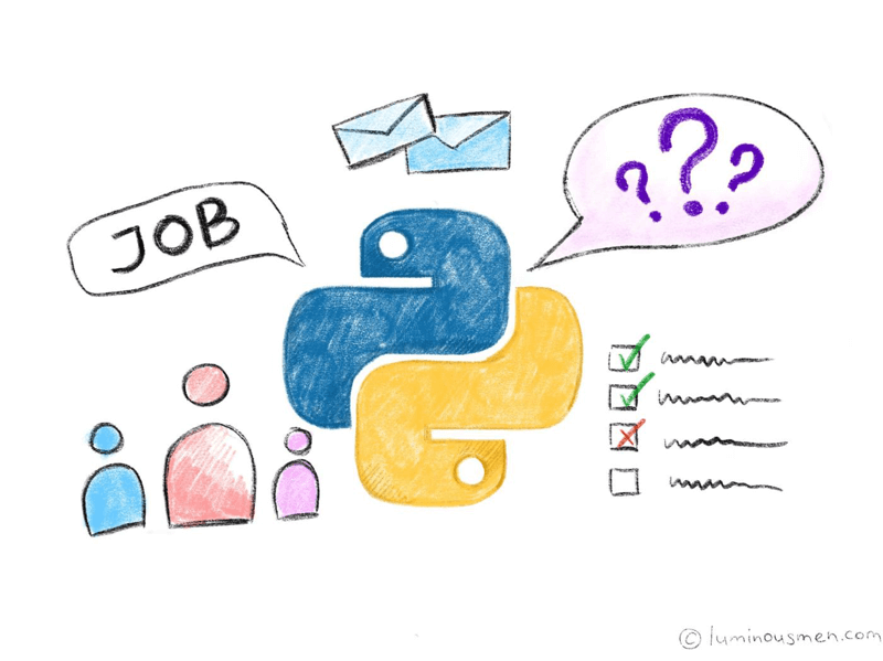 Python interview questions. Part III. Senior